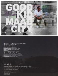 Kendrick Lamar Album art