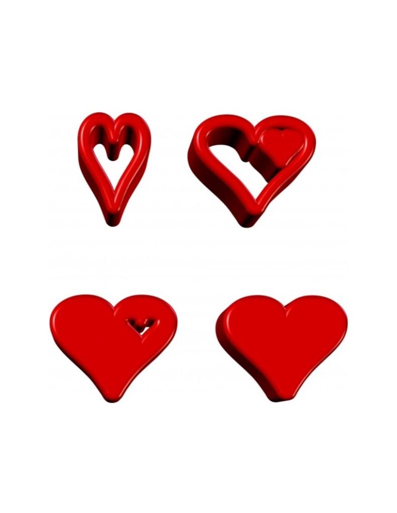 love of 4 hearts