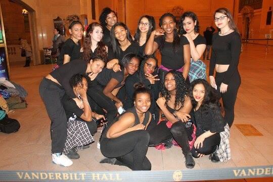 dance team pic mcsm