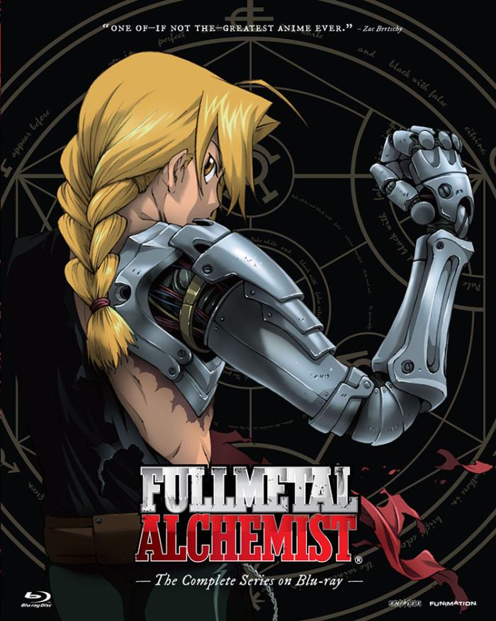 """ANIME: """"Full-Metal Alchemist: Brotherhood"""" - MCSM RamPage"""